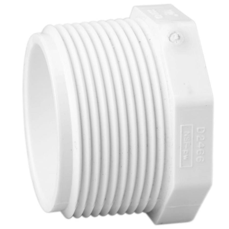 LASCO 1-1/4-in Dia PVC Sch 40 Plug