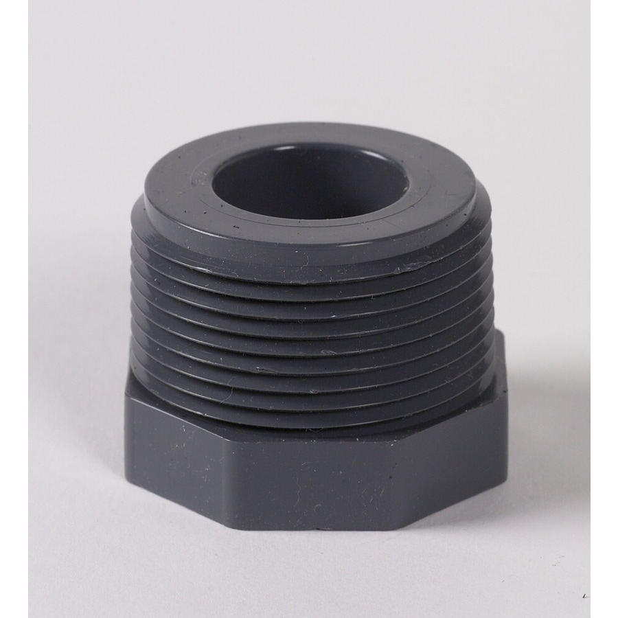 LASCO 1-1/4 x 1/2-in dia PVC Sch 80 Bushing