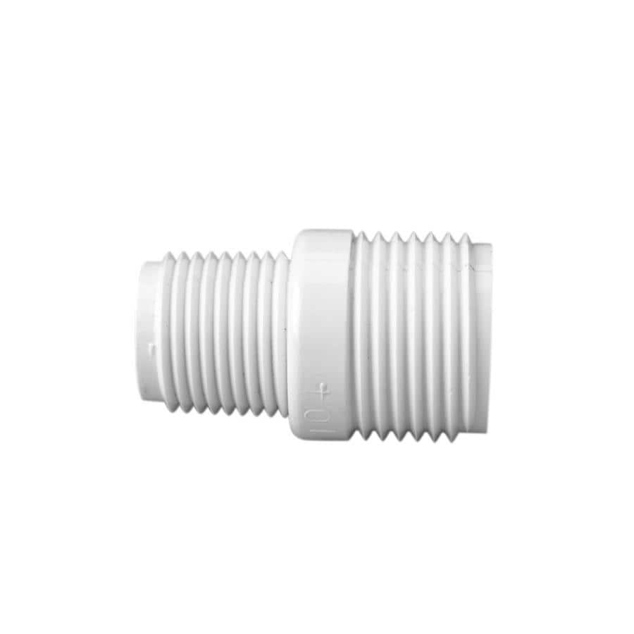 LASCO 3/4-in Dia x 1/2-in Dia PVC Sch 40 Adapter