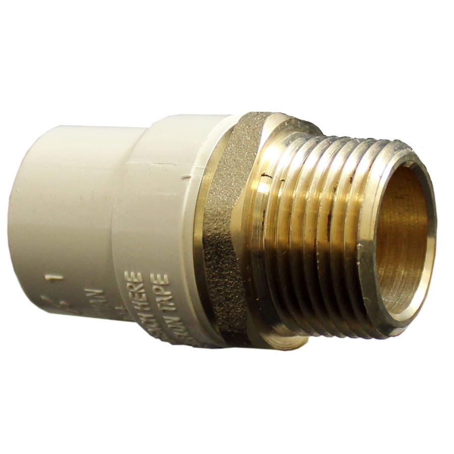 LASCO 1/2-in x 3/4-in Dia Union CPVC Fitting