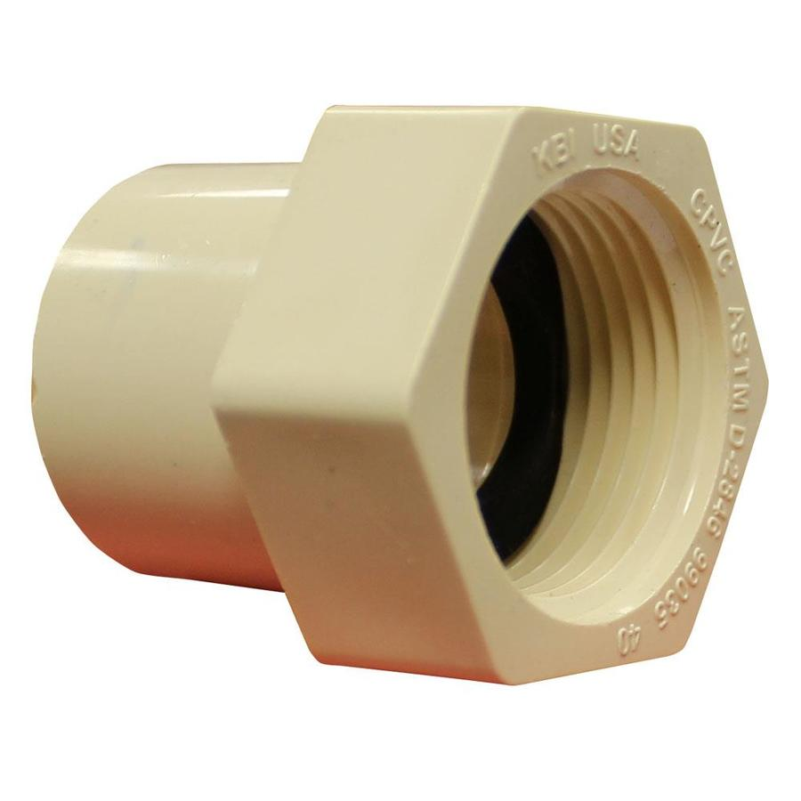 LASCO 1/2-in Dia Adapter CPVC Fitting