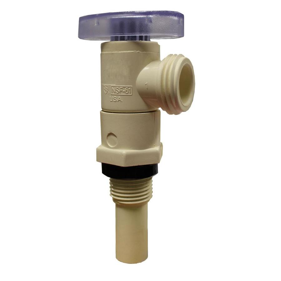 LASCO 1/2-in Dia 90-Degree Valve CPVC Fitting