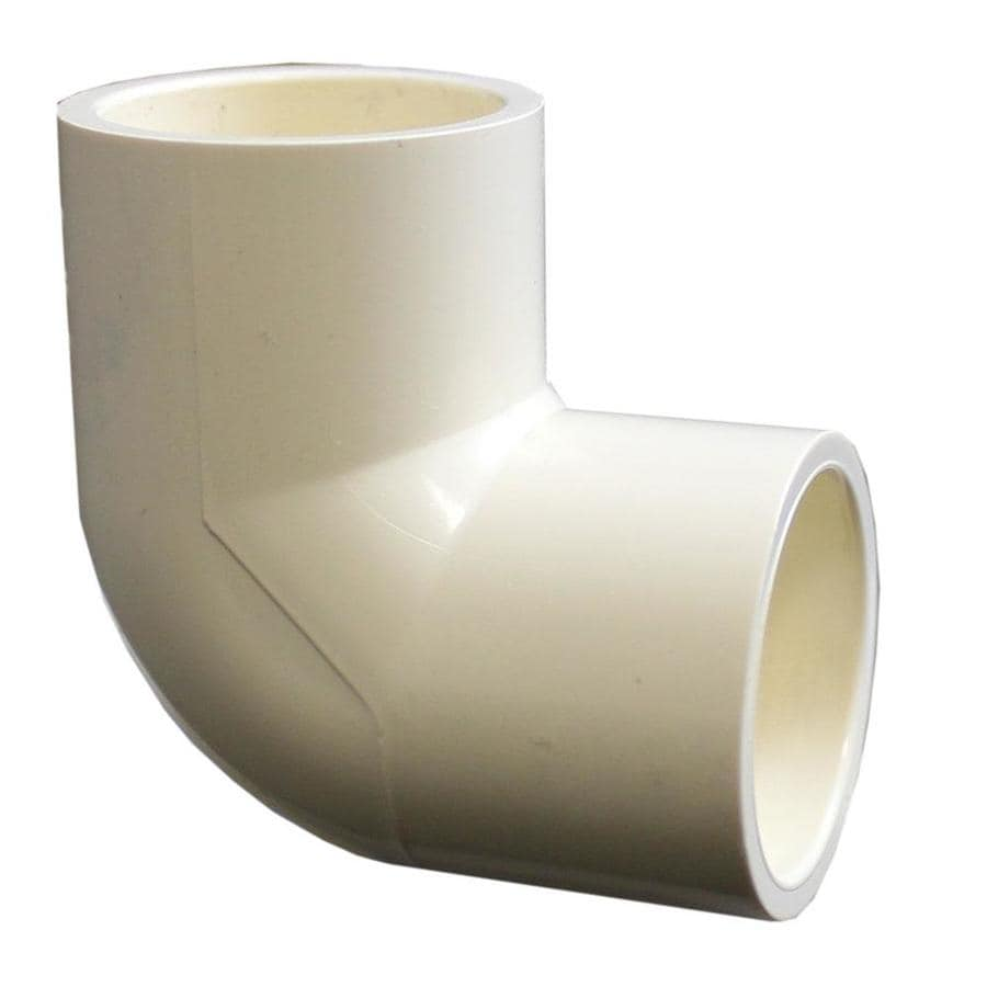 LASCO 3/4-in x 1/2-in Dia 90-Degree Elbow CPVC Fitting