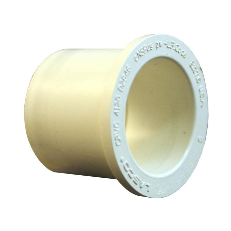 LASCO 3/4-in x 1/2-in Dia Bushing CPVC Fitting