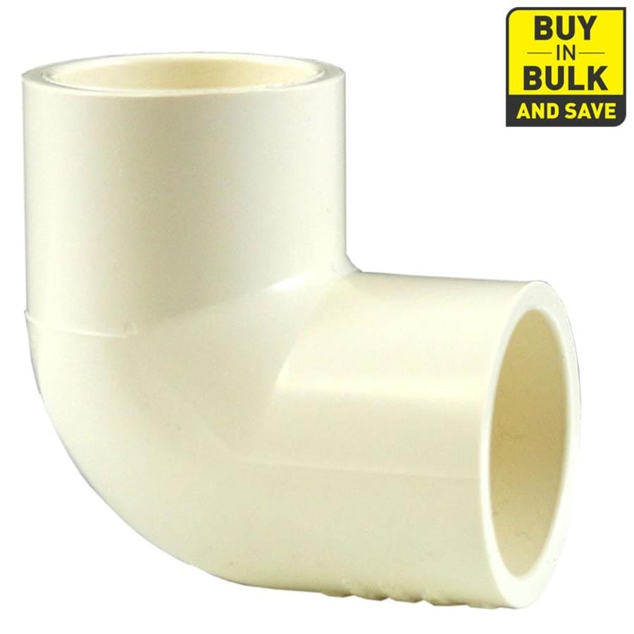 LASCO 3/4-in dia 90-Degree Elbow CPVC Fittings