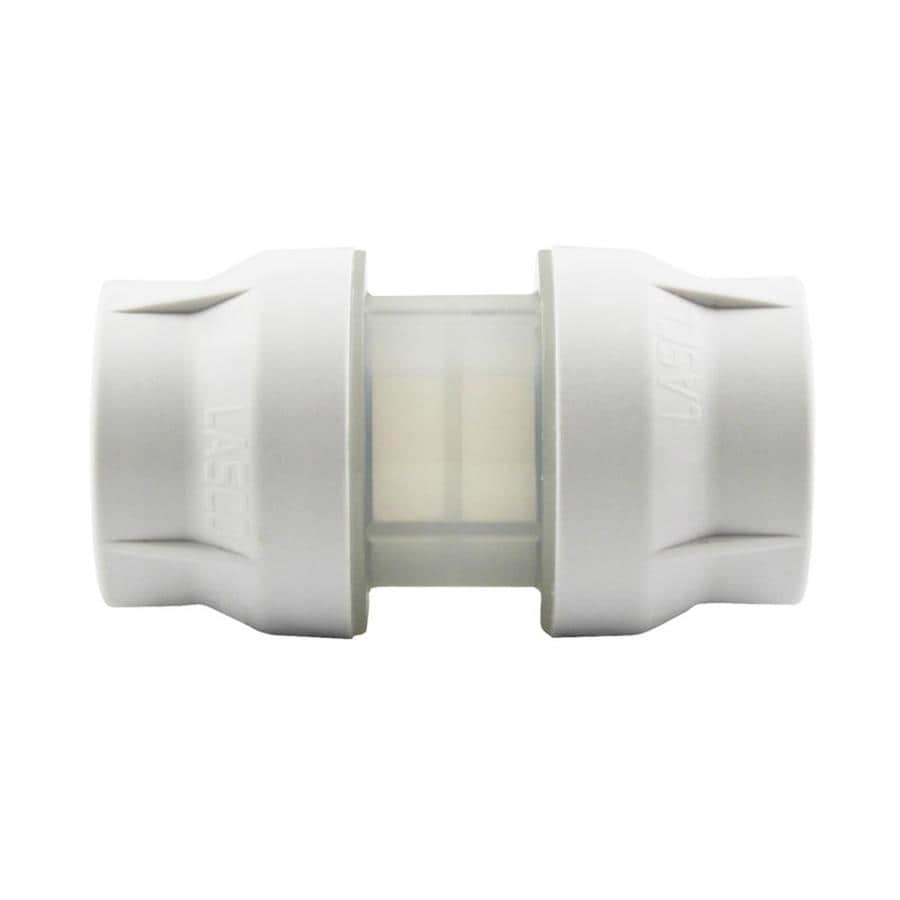 LASCO 1/2-in Dia PVC Sch 40 Coupling