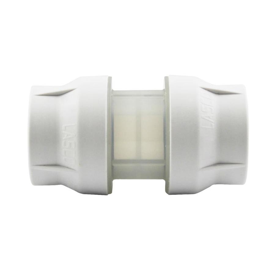 LASCO 3/4-in Dia PVC Sch 40 Coupling