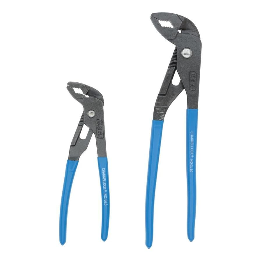 CHANNELLOCK GRIPLOCK Assorted Pliers