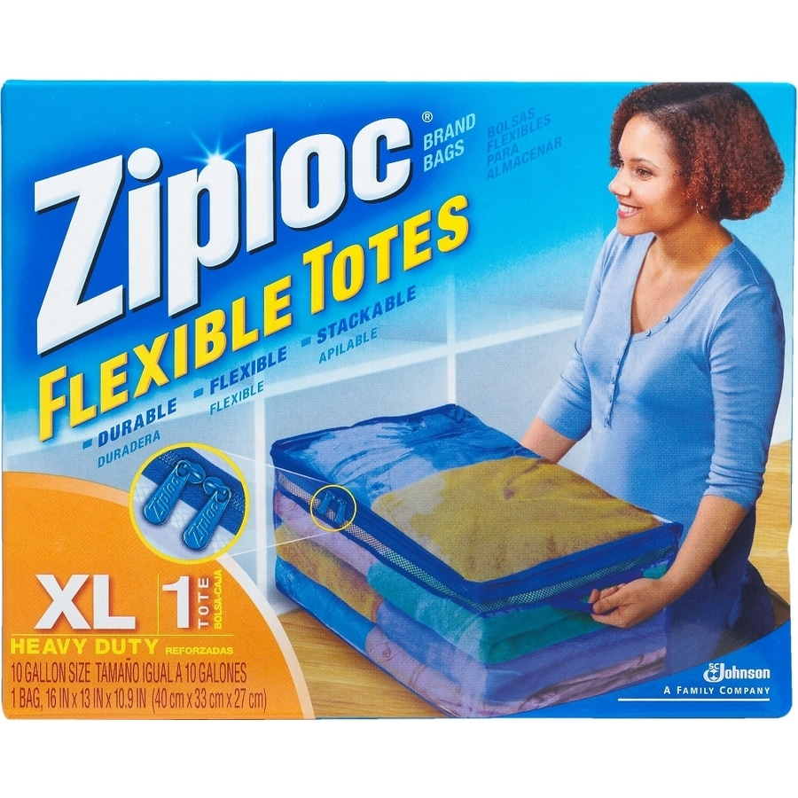 Ziploc Plastic Storage Bags  sc 1 st  Loweu0027s & Shop Ziploc Plastic Storage Bags at Lowes.com