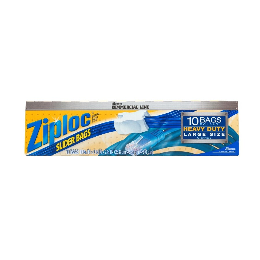 Ziploc Brand Plastic Storage Bags