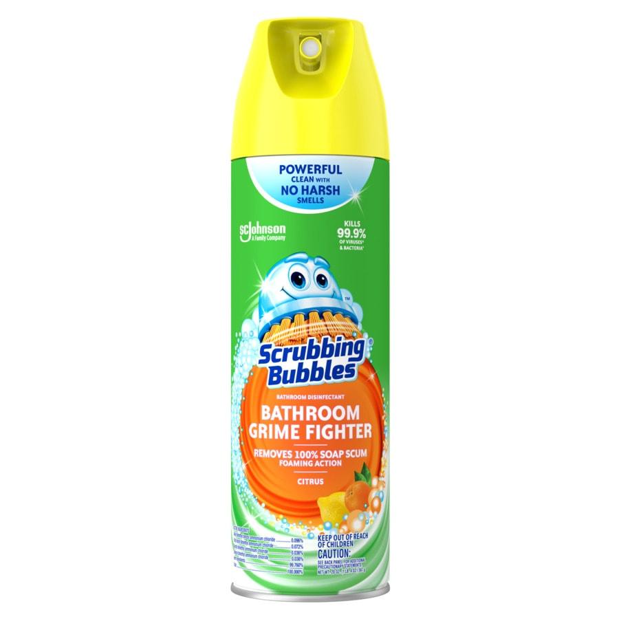 Scrubbing Bubbles 20-fl oz Shower and Bathtub Cleaner