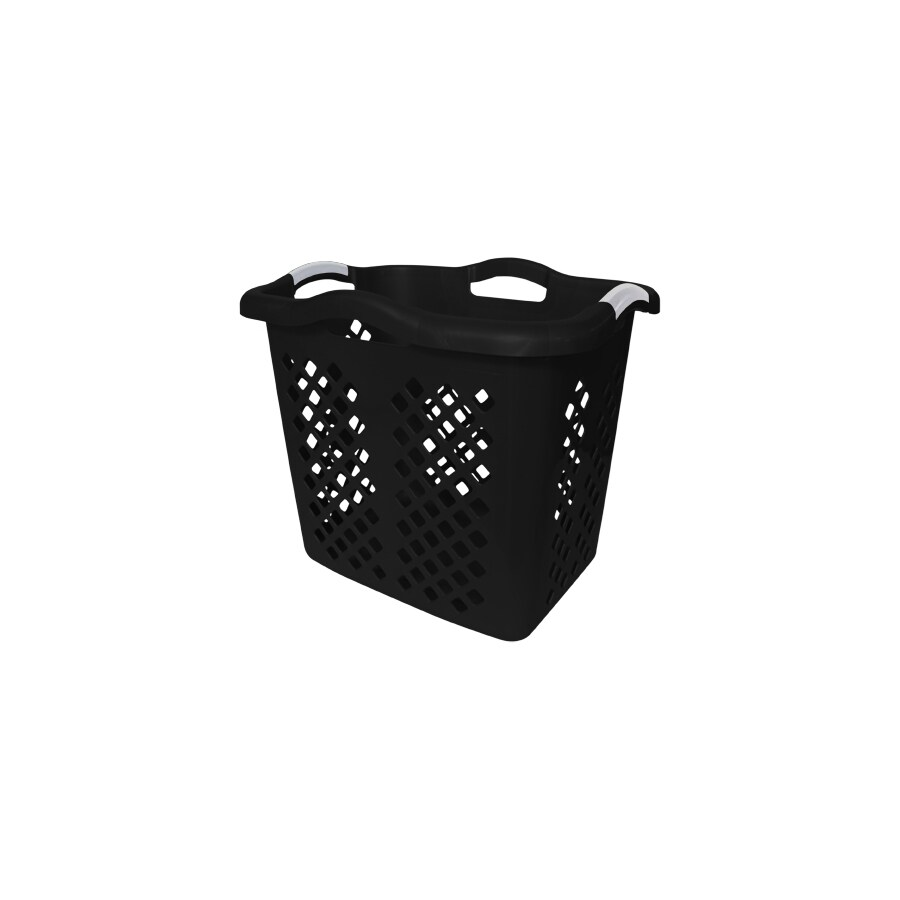 Home Logic 2-Bushel Plastic Basket