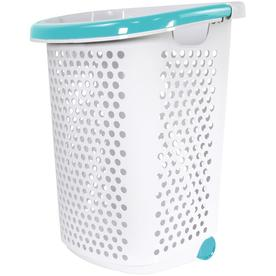 Plastic Laundry Hamper With Lid Interior Design