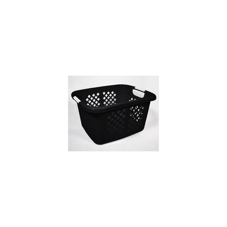 Home Logic 1.5 Bushel Plastic Basket
