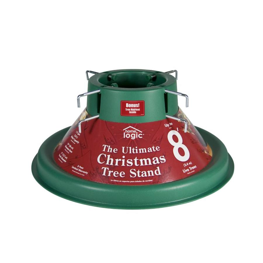 """Home Logic 19-1/4"""" Plastic Tree Stand for 8' Tree"""