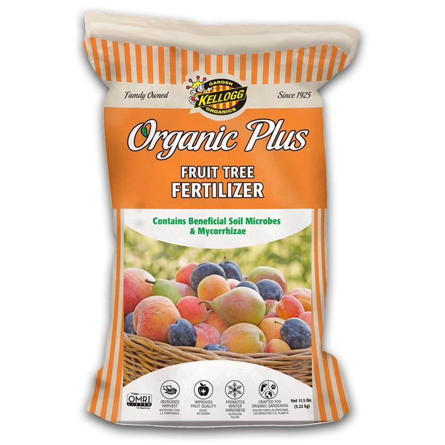 Kellogg Organic Plus 11-lb Tree and Shrub Food