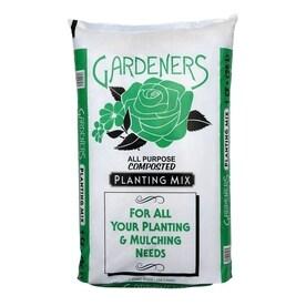 Gardeners 1 Cu Ft Compost