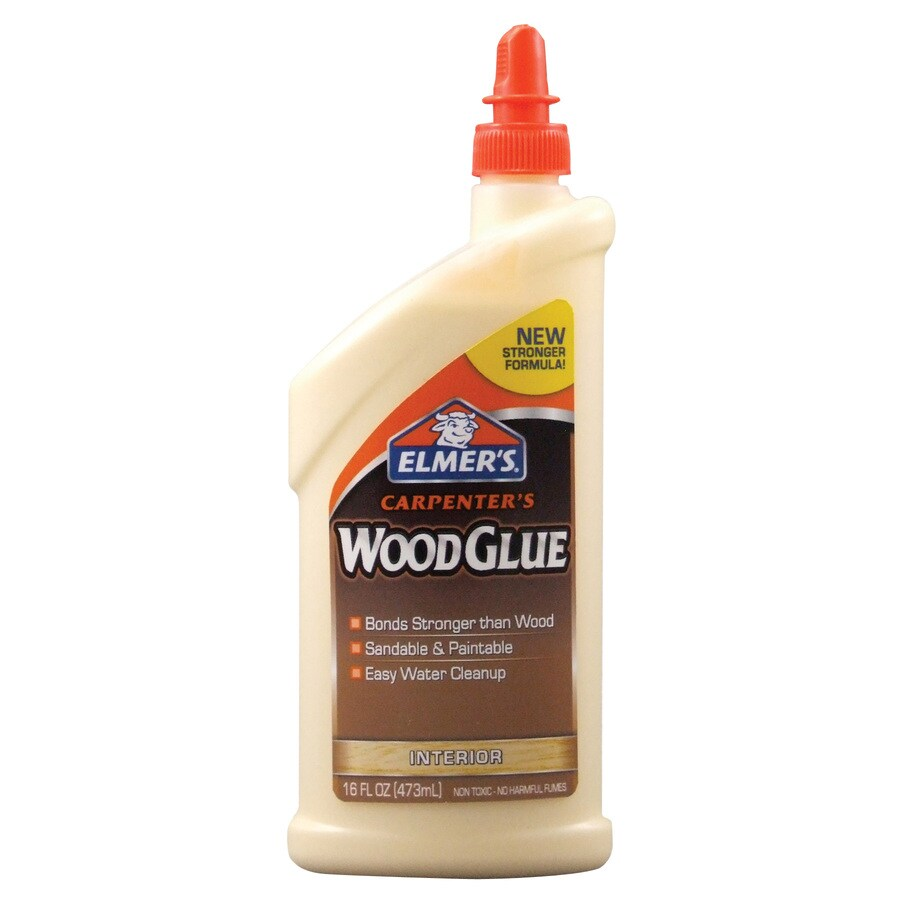 Elmer's Carpenter's 16-oz Wood Glue Adhesive
