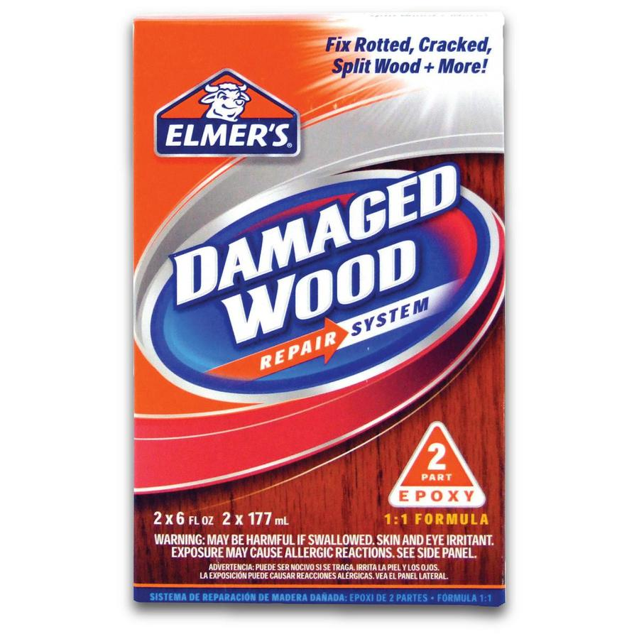 Elmer's 12-fl oz Tan/Off White Multi-Surface Repair