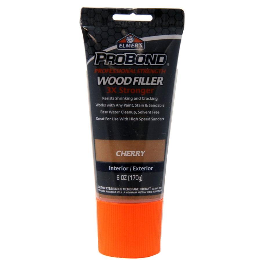 Elmer's 6-oz Probond Wood Filler-Cherry
