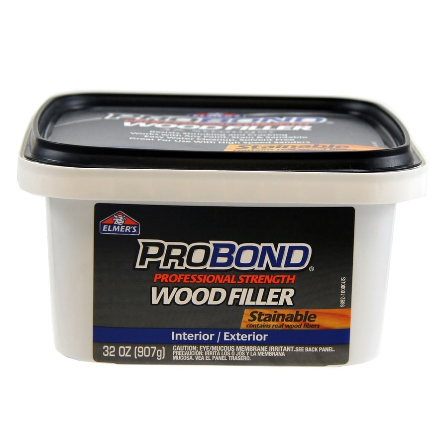 Shop ELMERS Probond 32oz Stainable Wood Filler at Lowescom