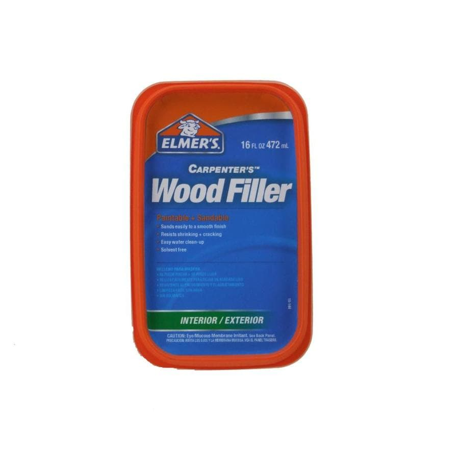 ELMER'S Carpenter's 16-oz Natural Wood Filler