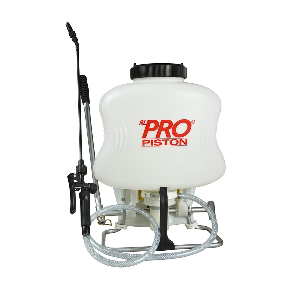 RL Flo-Master 4-Gallon Plastic Tank Sprayer with Shoulder Strap