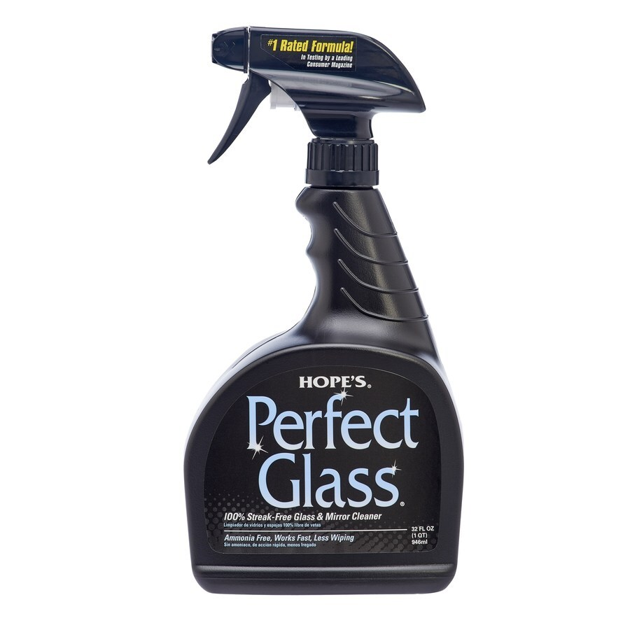 Hope's 32 fl oz Glass Cleaner