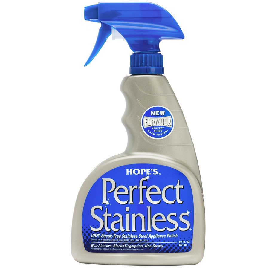 Hope's 22-fl oz Stainless Steel Cleaner