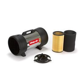 shopvac portable air cleaner