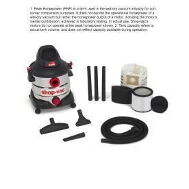 Shop-Vac 16-Gallon 6 5-HP Shop Vacuum at Lowes com