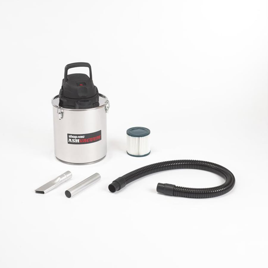 Shop-Vac Stainless Steel Metal Ash Vacuum - Shop Shop-Vac Stainless Steel Metal Ash Vacuum At Lowes.com