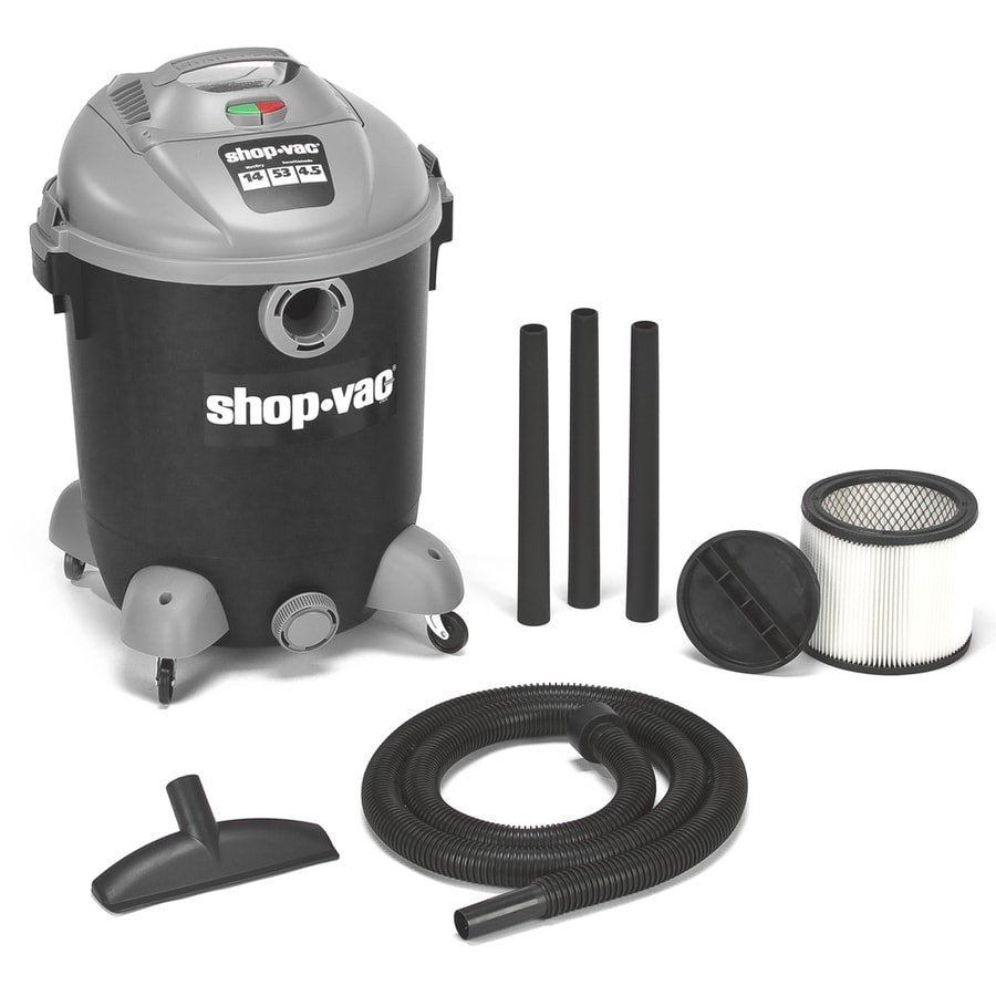 Shop-Vac 14-Gallon 4.5-Peak HP Shop Vacuum