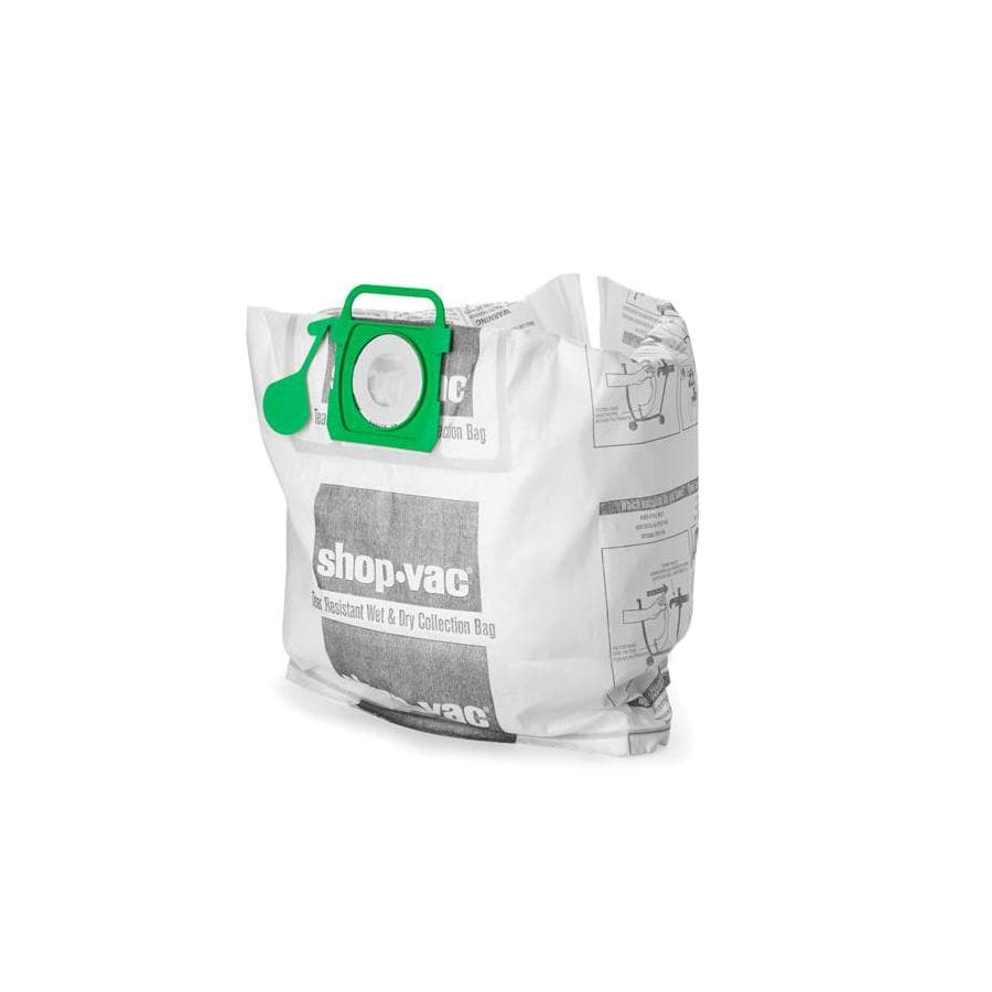 Shop-Vac 2-Pack 5-Gallon Collection Bags