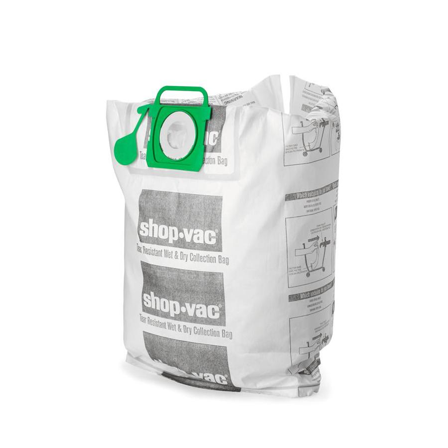 Shop-Vac 2-Pack 12-Gallon Collection Bags