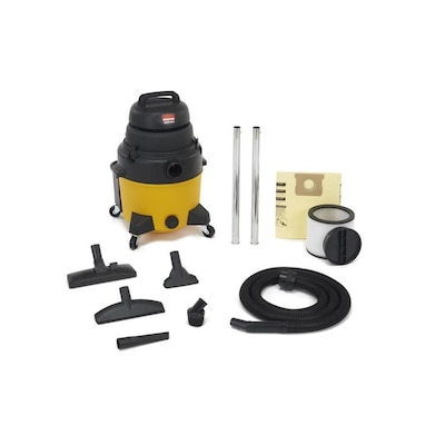 Shop-Vac 8-Gallon 6 5-HP Shop Vacuum at Lowes com