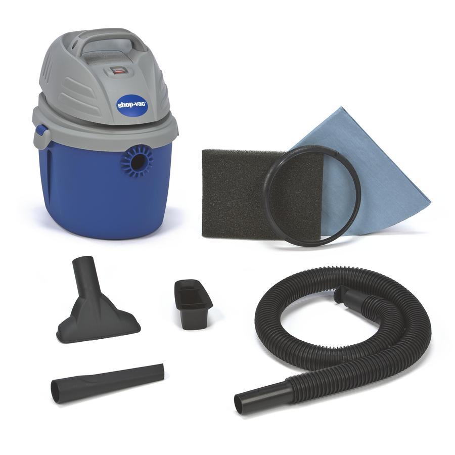 Shop-Vac 2.5-Gallon 2.5-Peak HP Shop Vacuum
