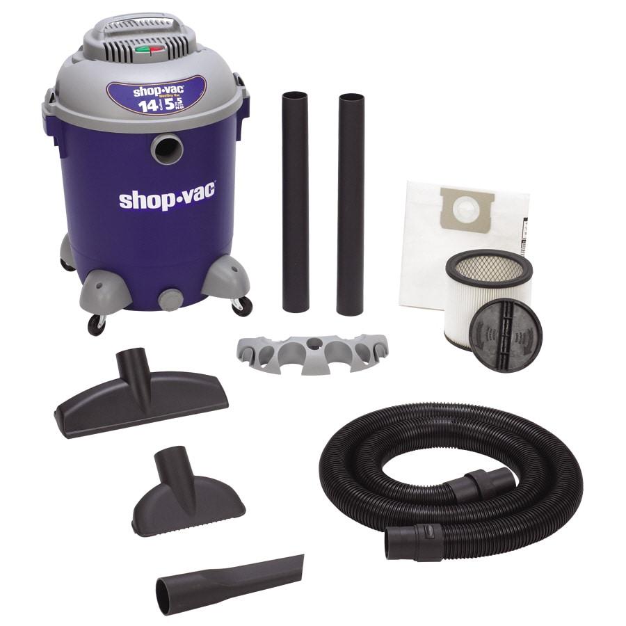 Shop Vac 14 Gallon Shop Vacuum At Lowes Com