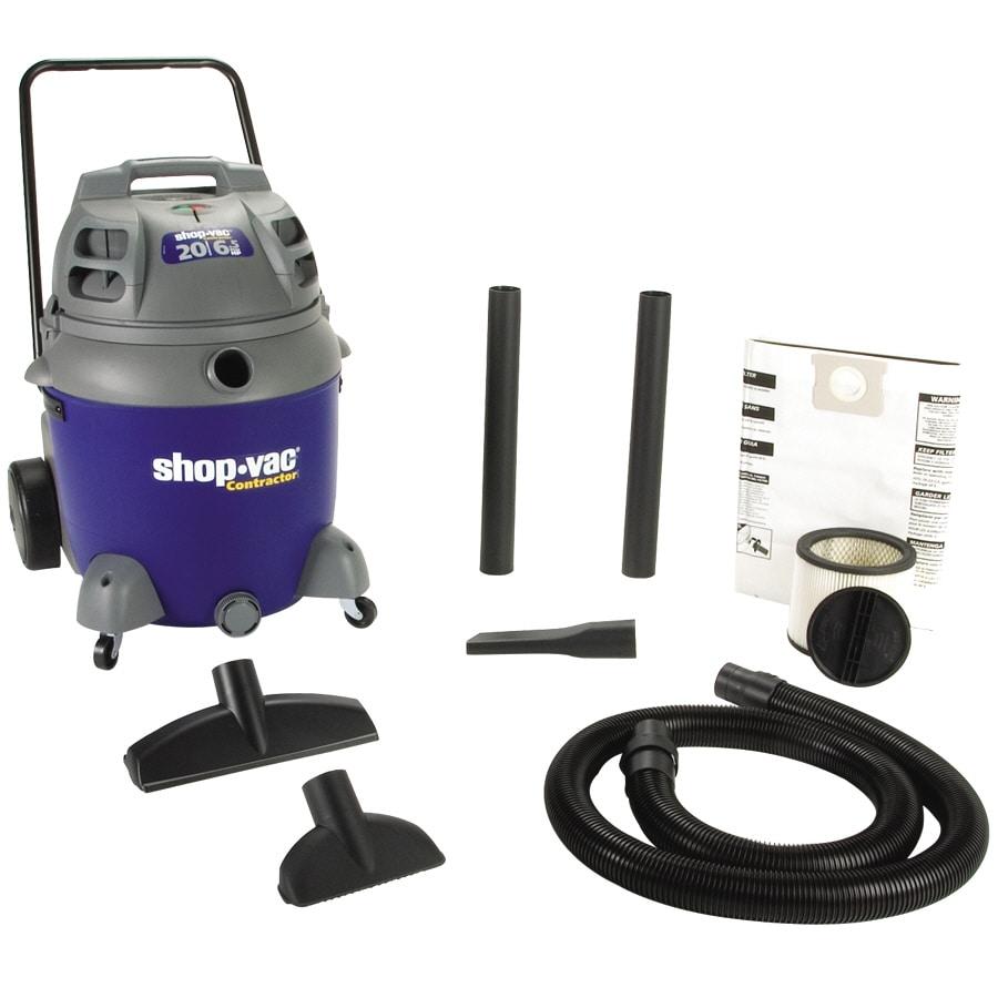 Shop-Vac 20-Gallon 6.5-Peak HP Shop Vacuum