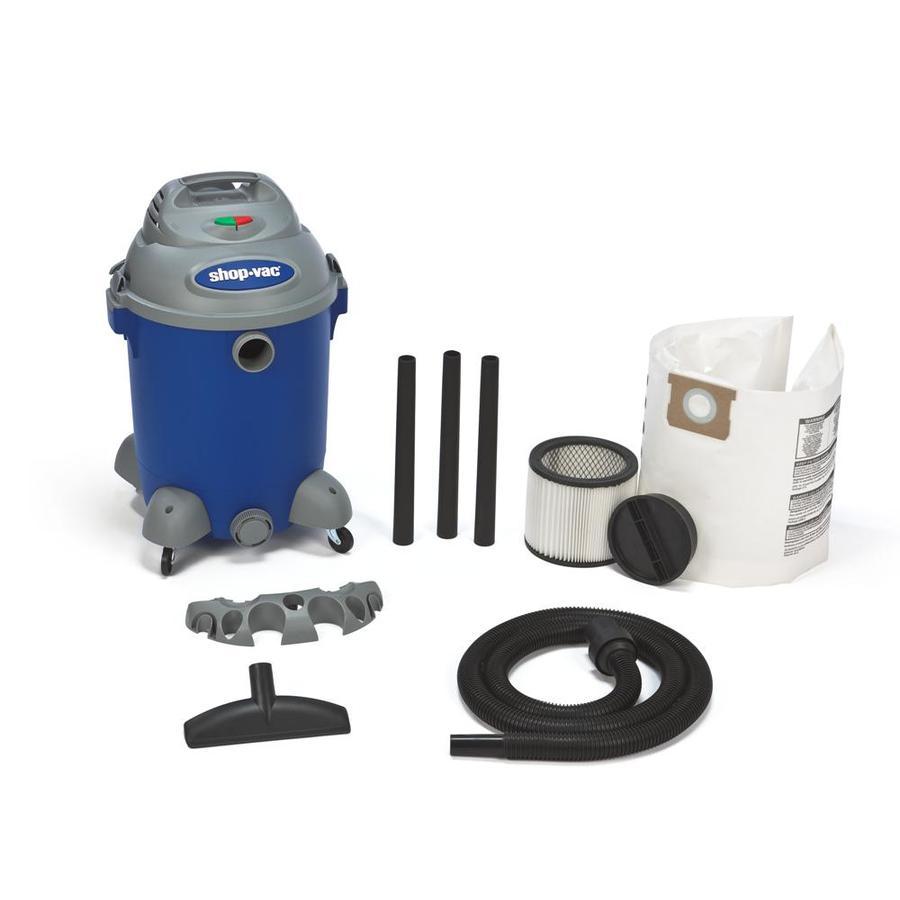 Shop-Vac 10-Gallon 4-Peak HP Shop Vacuum