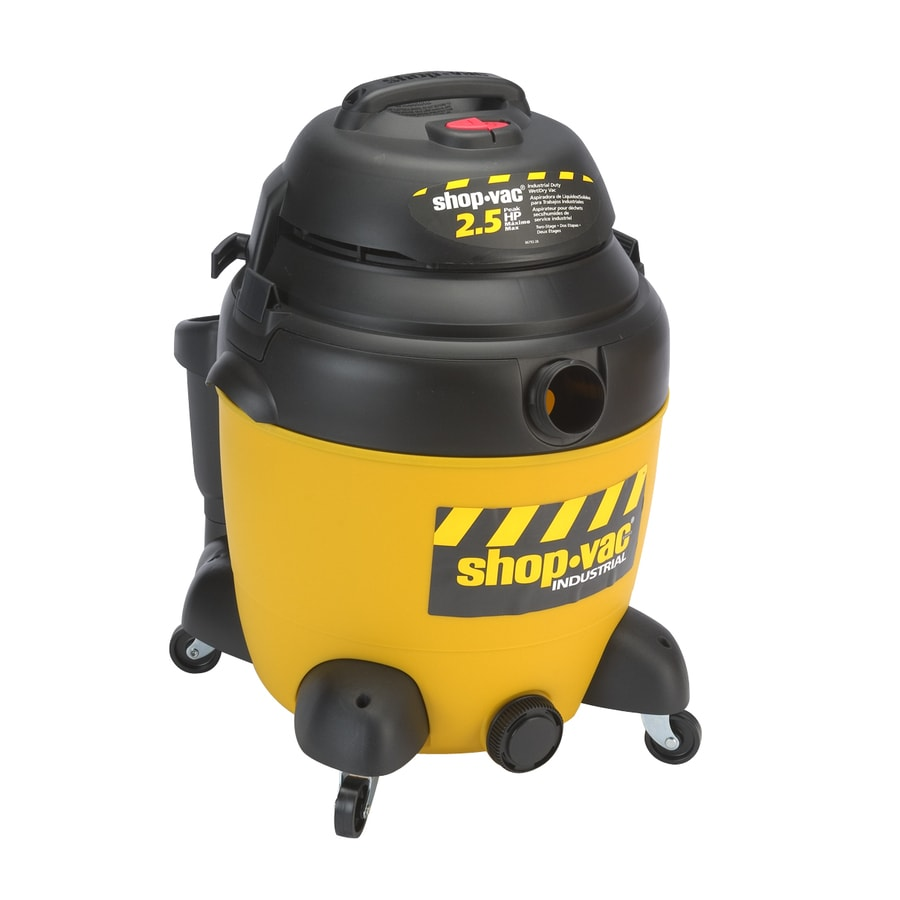 Shop-Vac 12-Gallon 2.5-Peak HP Shop Vacuum