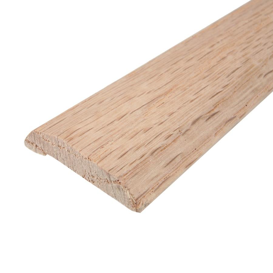 Columbia Aluminum Products 1.4375-in x 72-in Oak Carpet Trim