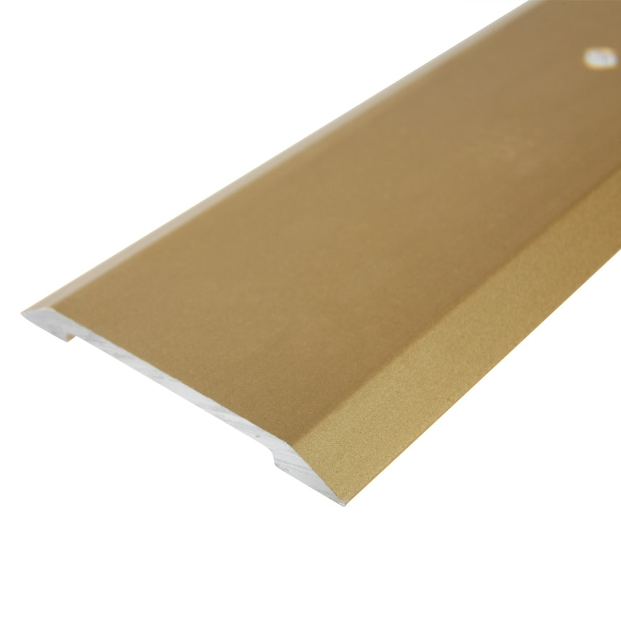 Columbia Aluminum Products 1.25-in x 96-in Gold Seam Binder