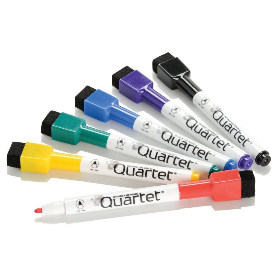 QUARTET Quartet ReWritables Mini Dry-Erase Markers