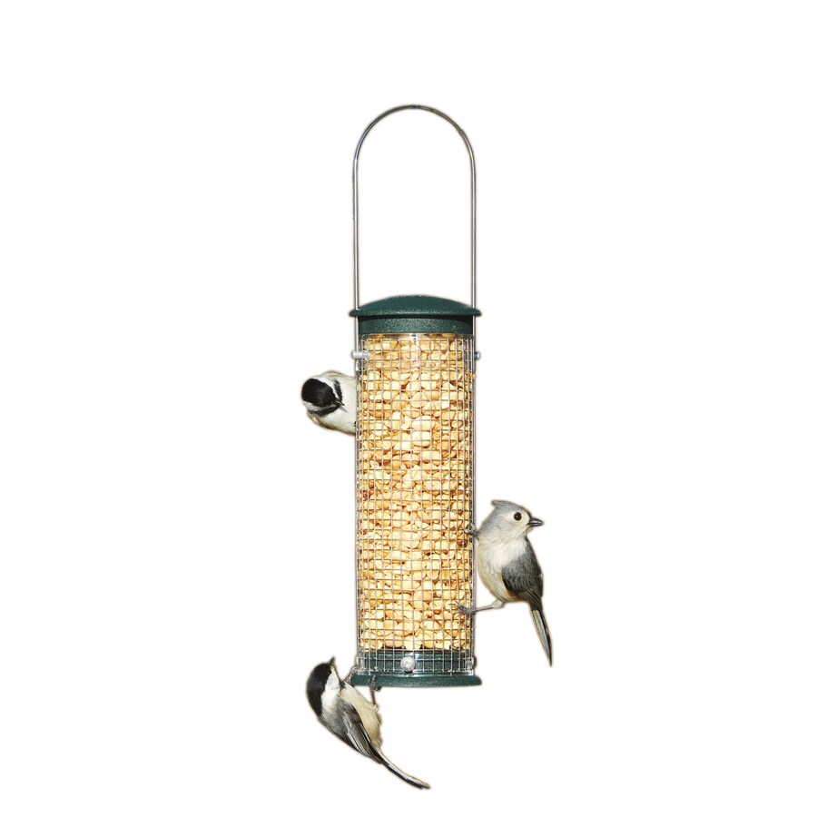 Aspects Peanut Silo Small Metal Squirrel-Resistant Tube Bird Feeder
