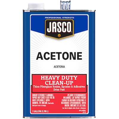 Jasco 128-fl oz Fast to Dissolve Acetone