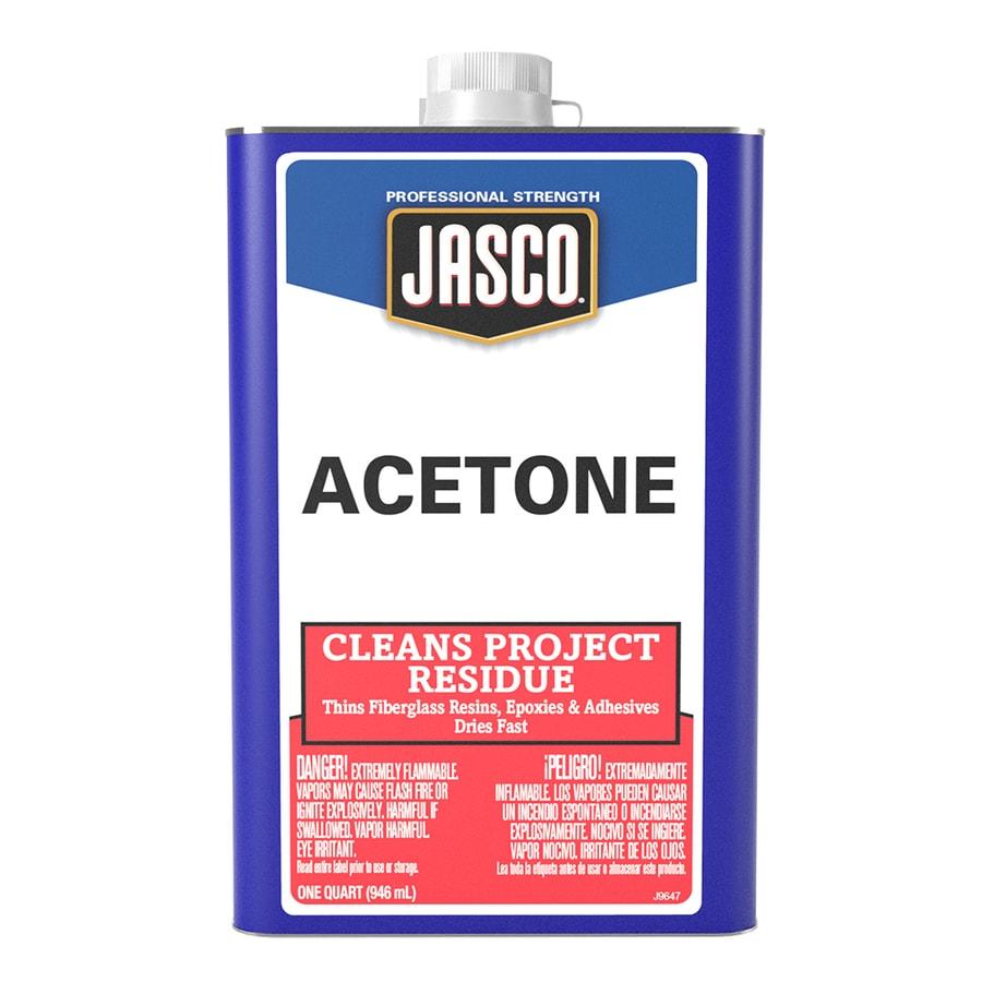 Jasco Quart Size Can Fast to Dissolve Acetone (Actual Net Contents: 32-fl oz)
