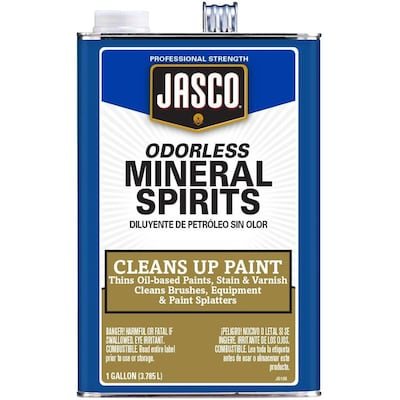Jasco 128-fl oz Fast to Dissolve Odorless Mineral Spirits at