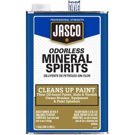 Jasco 128 Fl Oz Fast To Dissolve Odorless Mineral Spirits
