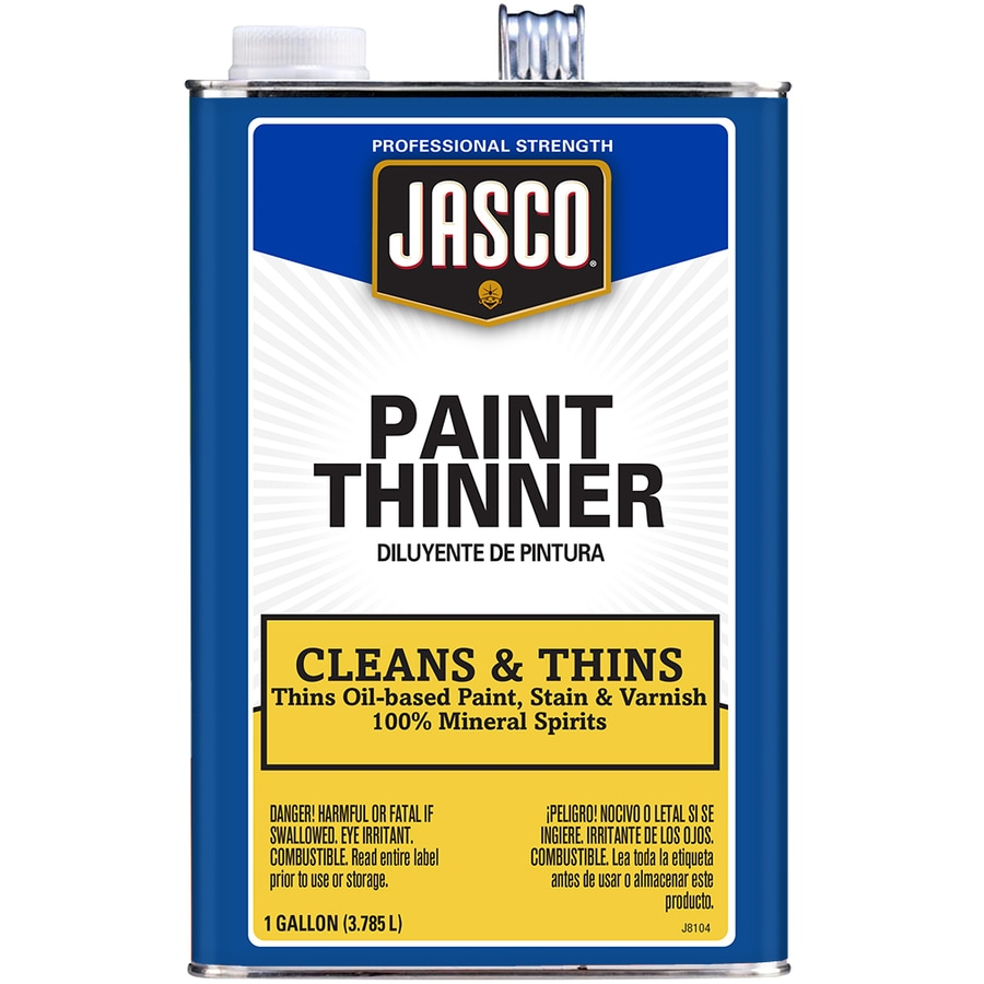 Jasco 128-fl oz Fast To Dissolve Paint Thinner